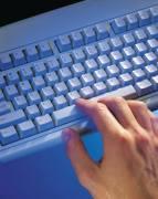 keyboard hand
